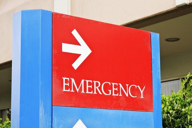 Piorun poraził trzech strażaków na Florydzie