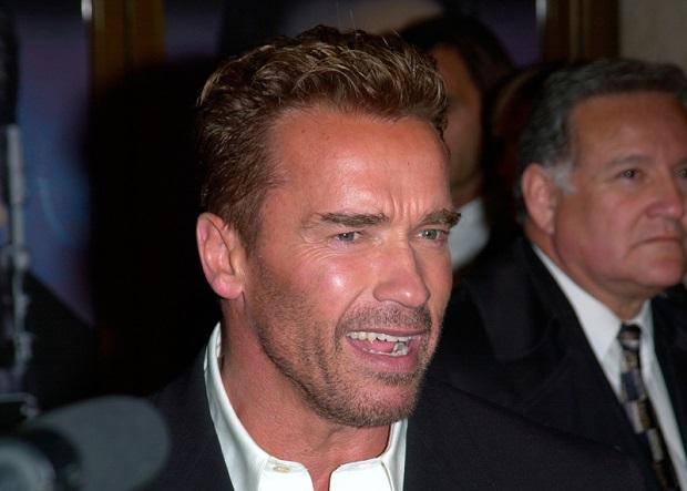 Arnold Schwarzenegger przeszedł operację na otwartym sercu
