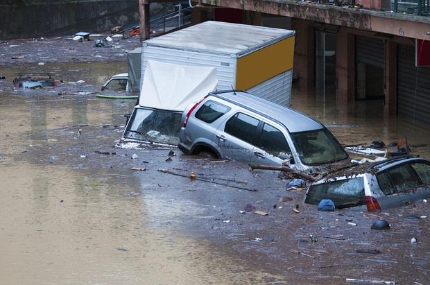 Blisko 10 milionów mieszkańców USA zagrożonych powodziami