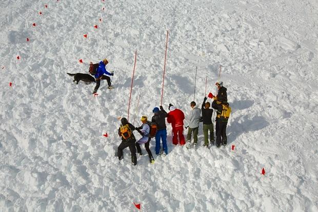 Kolejny dzień wysokiego stopnia zagrożenia lawinowego w Tatrach
