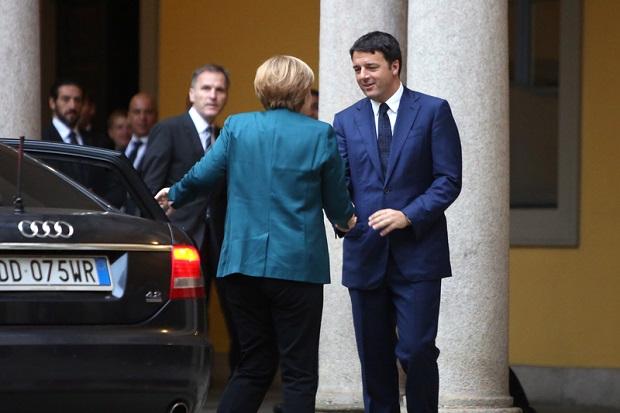 Niemcy i Włochy przeciwko zamykaniu granic