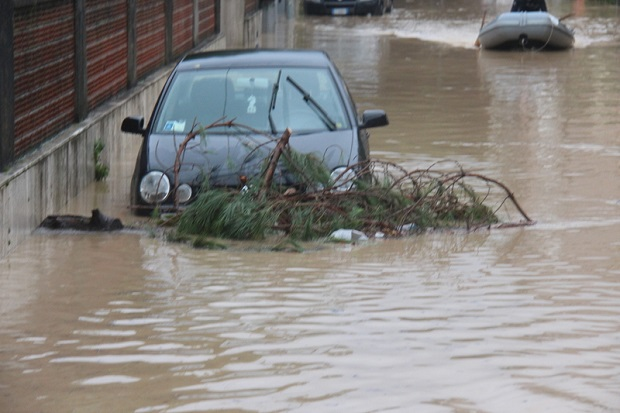 Kolejna powódź w Szkocji