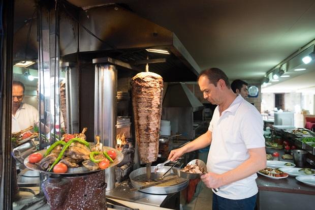 Kebab rządzi polską gastronomią