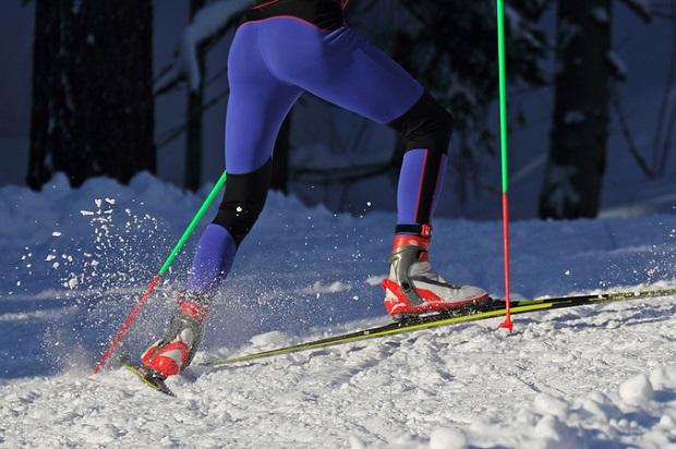 Co łączy jezuitę z nartami biegowymi?