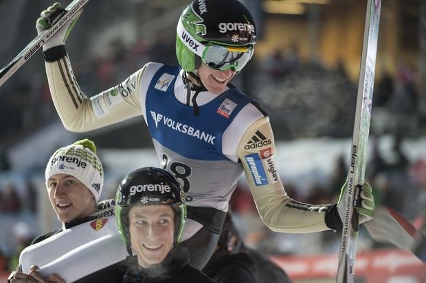 Peter Prevc mistrzem świata w lotach narciarskich!