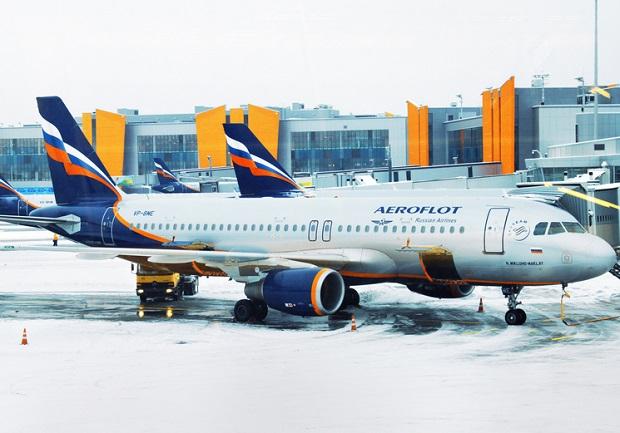 Moskiewskie lotnisko sparaliżowane z powodu śniegu