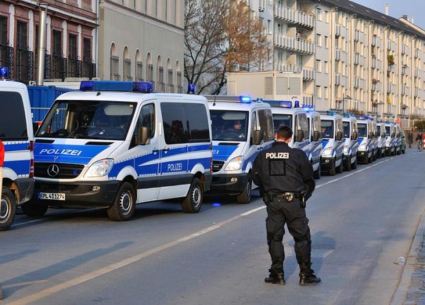 Szef policji w Kolonii zawieszony