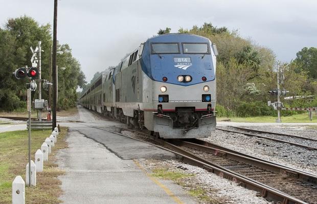Śmiertelny wypadek pociągu Amtrak