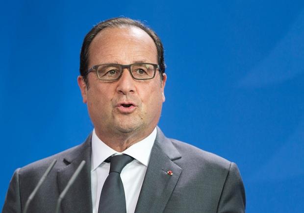 Francois Hollande zapowiada nasilenie operacji przeciwko dżihadowi