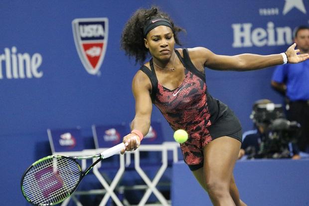 Tenis. US Open: Serena Williams rozgromiła Marię Szarapową