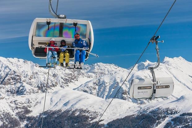 Wypoczynek w Alpach z karnetem w cenie
