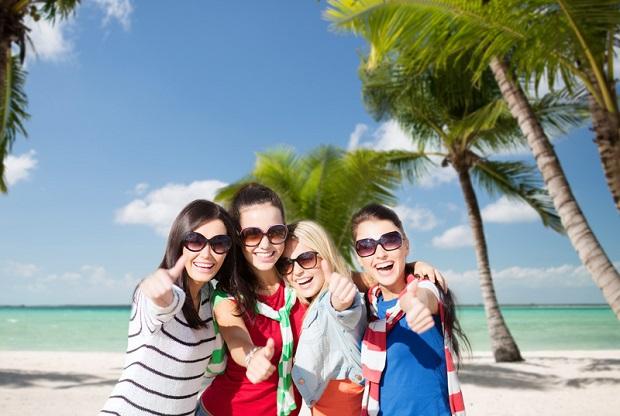 Słońce, plaża i piękne kobiety. Tak się zachęca do studiów na Florydzie (wideo)