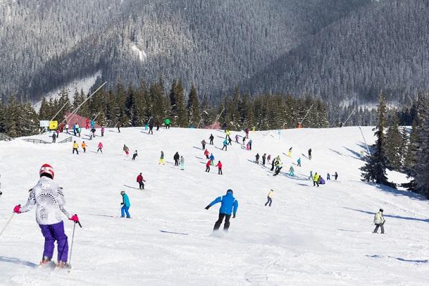 Coraz więcej Polaków decyduje się na zimowy urlop