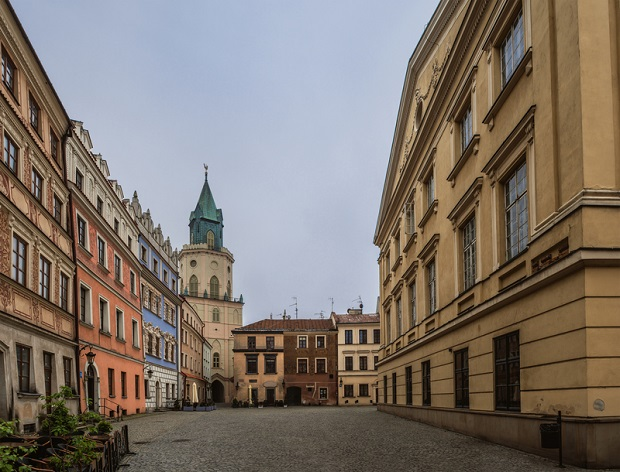 Lublin ma coraz mniej mieszkańców