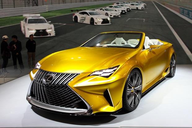 Jak i gdzie testuje się modele Lexusa?