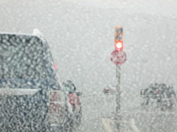 Śnieżyce paraliżują zachodnią Europę