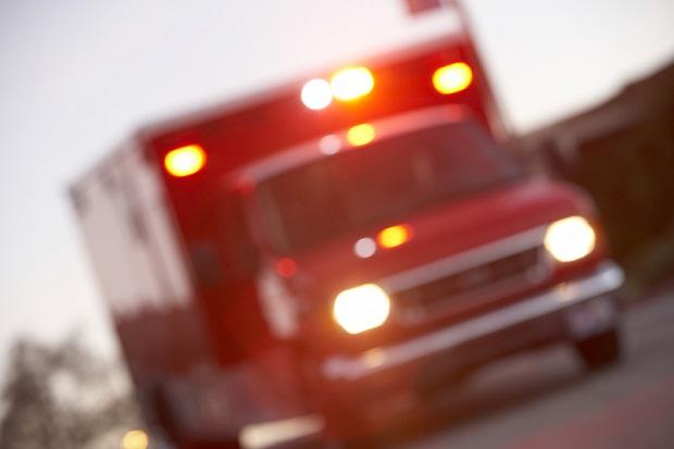 Strażacy ćwiczyli na ciele zmarłego pacjenta