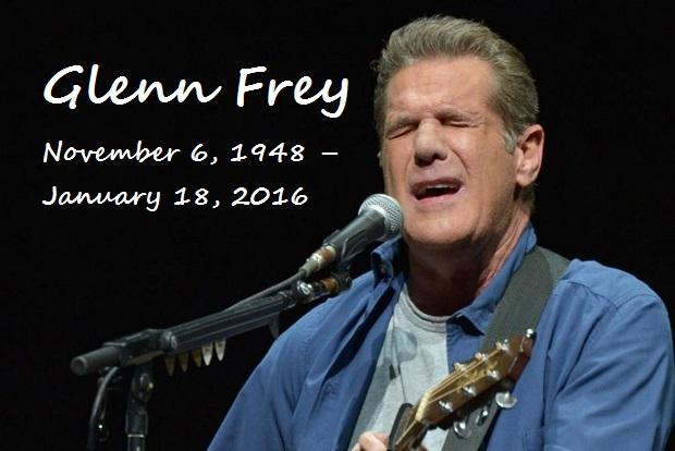 """Nie żyje Glenn Frey, gitarzysta """"The Eagles"""""""