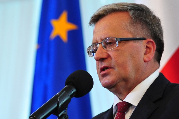 Byli polscy prezydenci zaniepokojeni polityką Polski wobec Unii Europejskiej