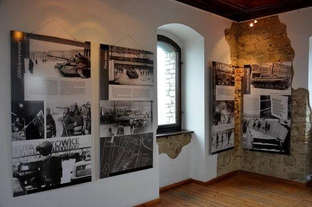 Strajk i pacyfikacja kopalni Wujek – nowa wystawa na zamku w Będzinie