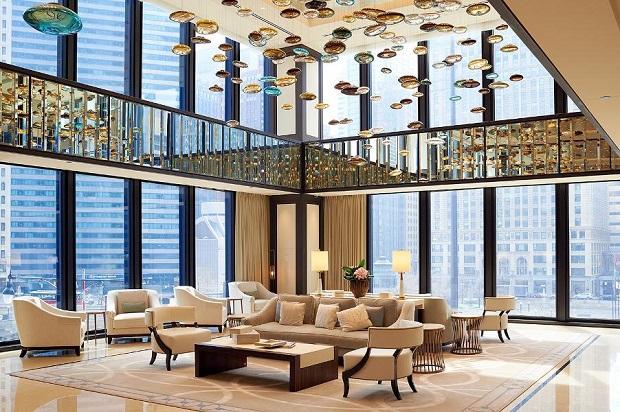 Najlepszy luksusowy hotel w USA znajduje się w Wietrznym Mieście