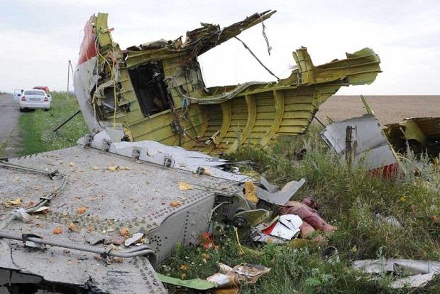 Rosja i Putin pozwani w sprawie zestrzelenia samolotu nad Donbasem
