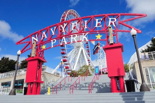 Na Navy Pier szykują nową atrakcję
