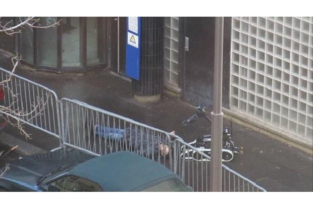 Francuska policja błędnie zidentyfikowała terrorystę