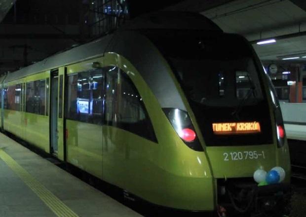 Kolejowy finał WOŚP. Pociąg Papieski przejedzie przez Podkarpacie i Małopolskę