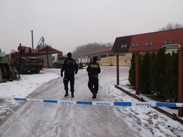 Koszmarna śmierć w Rogowie koło Białogardu