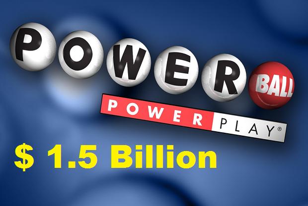 Czy ktoś rozbije bank Powerball, w którym jest półtora miliarda dolarów?