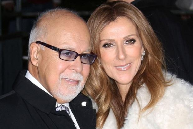 Nie żyje mąż Celine Dion. Przegrał walkę z rakiem
