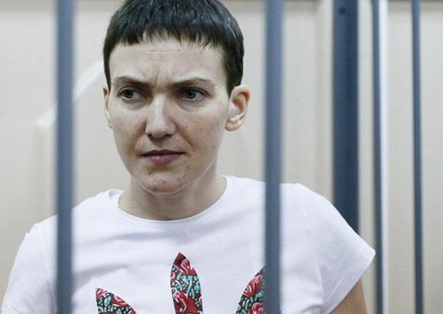 Stan zdrowia Nadii Sawczenko zdecydowanie się pogorszył