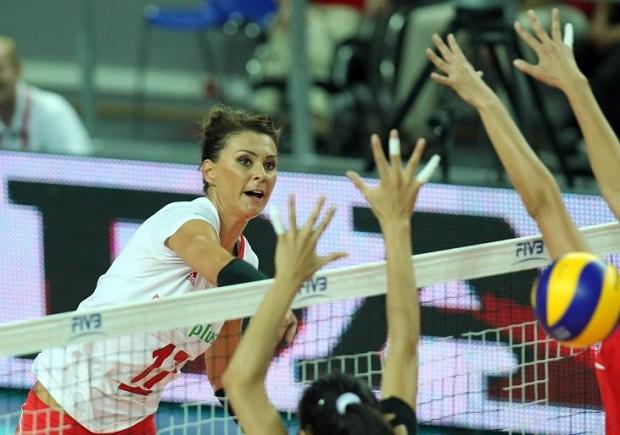 Polskie siatkarki awansowały do finałów przyszłorocznych mistrzostw Europy