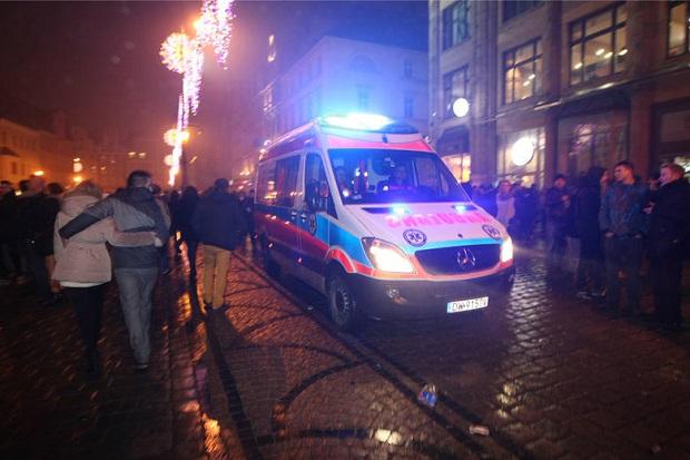 Niemcy: Sylwester pod specjalnym nadzorem