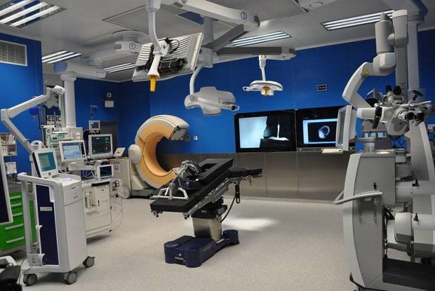 W Kluczborku otwarto prywatny szpital neurochirurgiczny. Najnowocześniejszy w Polsce