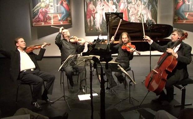 Koncert Kwartetu Szymanowskiego w ramach paryskiego Biennale