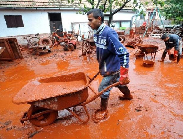 Węgierski sąd uniewinnił oskarżonych o spowodowanie katastrofy ekologicznej w 2010 r.