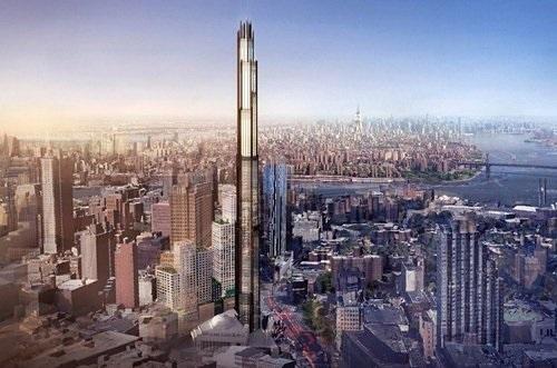 Na Brooklynie powstaje budynek mieszkalny o wysokości 1066 stóp