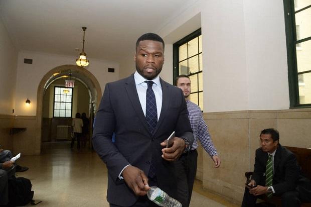 Amerykański raper 50 Cent stanie przed sądem