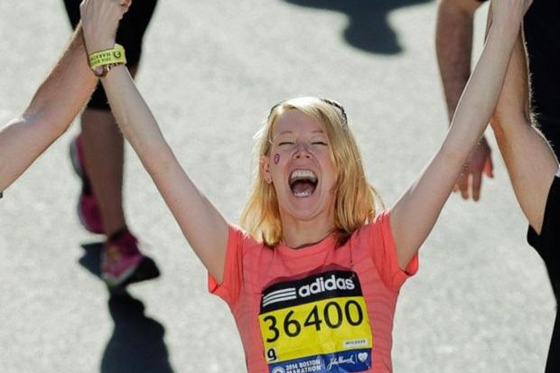 Straciła nogę w zamachu Bostonie, w tym roku wróci na trasę maratonu