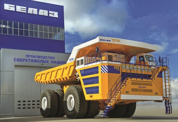 Przejażdżka 130-tonową ciężarówką w prezencie walentynkowym