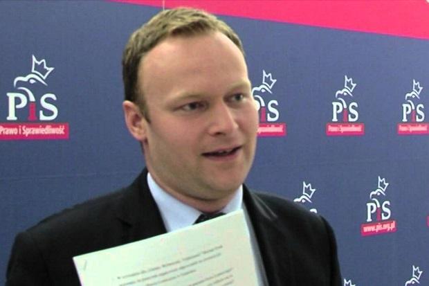 Marcin Mastalerek z PiS odchodzi z Orlenu