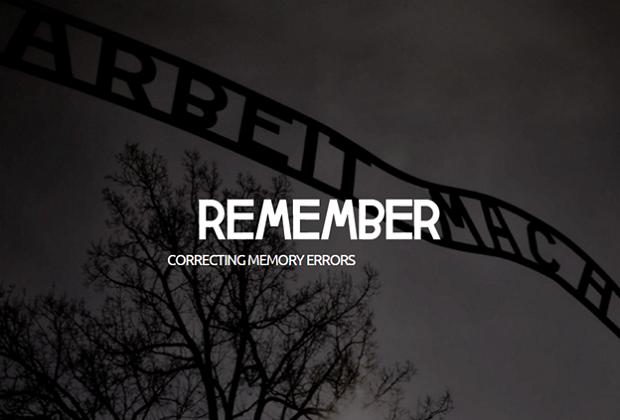 "Korektor historii – aplikacja ""Remember"""