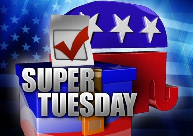 Super Tuesday – prawybory prezydenckie w USA