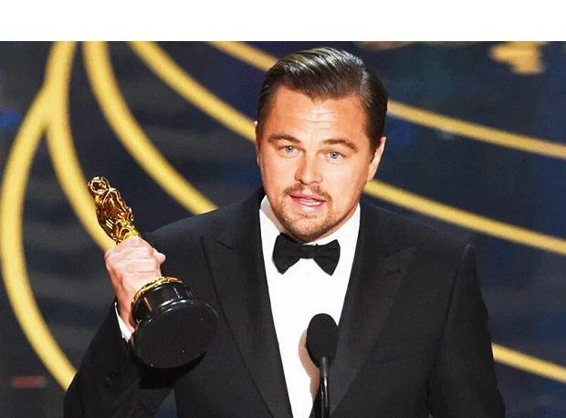 DiCaprio wreszcie z Oscarem!