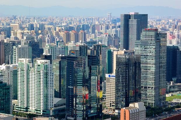 Powietrze w Pekinie coraz czystrze