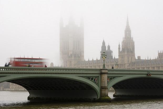Londyńskie powietrze zabija
