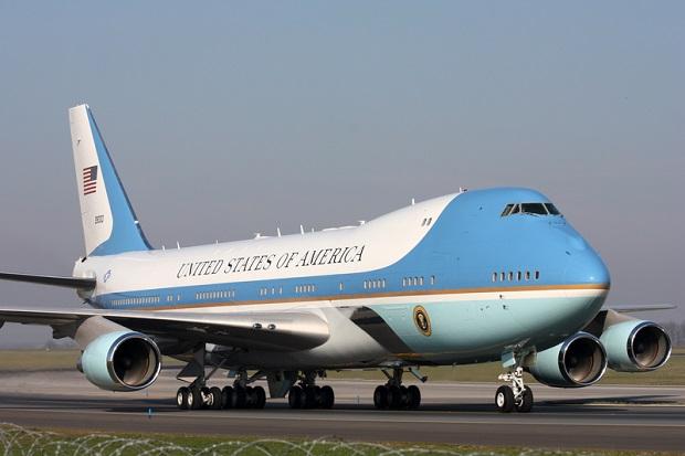 Wymiana lodówek w samolocie amerykańskiego prezydenta będzie kosztować… 24 miliony dolarów