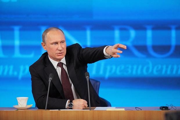 2 miliony pytań do Putina